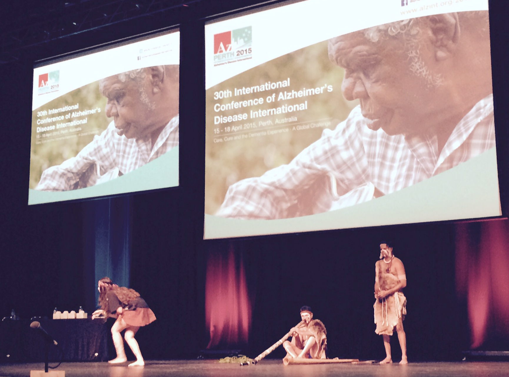 Opening of ADI2015 Image source: Kate Swaffer